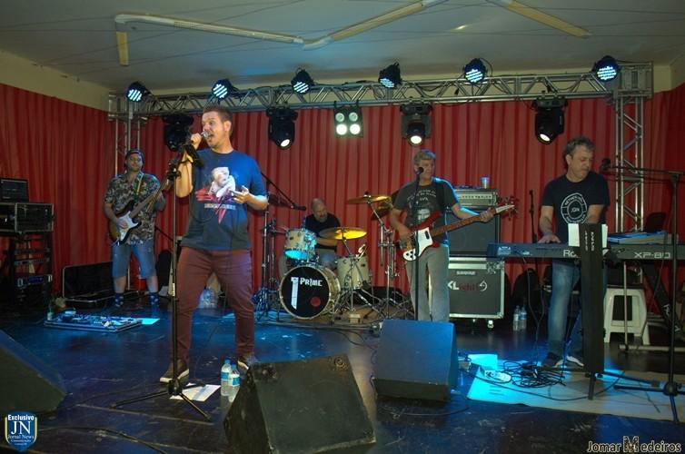 Clube do Rock no Clube Norte de Cambará (foto extras)