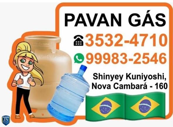 SuperGasBras agora é na Pavan Gás