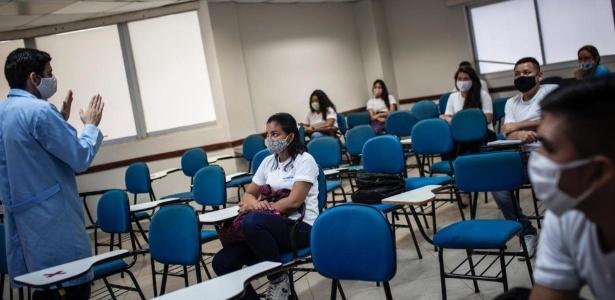 Divulgação/Sindicato das escolas particulares de Manaus