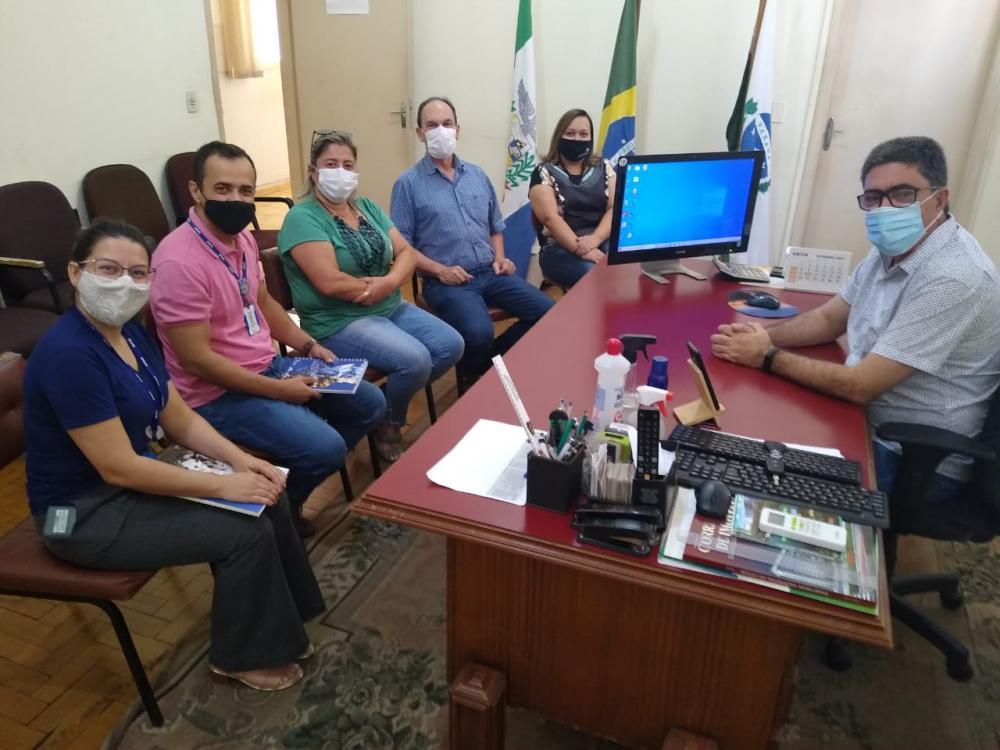 Sala do Empreendedor de Cambará.