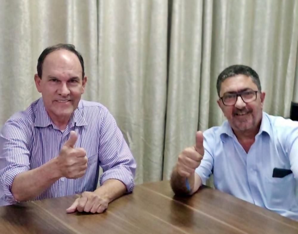 Neto Haggi lança sua pré-candidatura à reeleição.